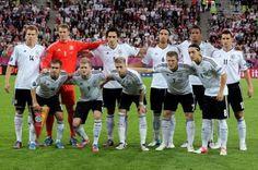 National Manschaft EURO 12