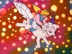 Megan and Princess Tiffany Quest of the Princess Ponies