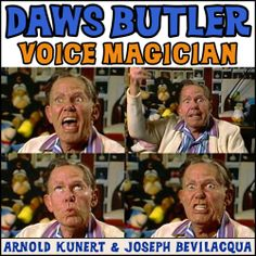 "Arnold R. Kunert's #Entertaining #Book ""Daws Butler: Voice Magician"" is now out in audiobook form. Sample the audio here: http://amblingbooks.com/books/view/daws_butler_voice_magician"