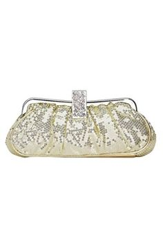 Gold #Clutches Style Code: 07768 $29