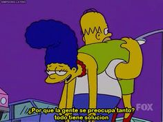 Simpsons Frases, Simpsons Quotes, Simpsons Cartoon, Homer And Marge, Homer Simpson, Lisa Simpson, Best Cartoons Ever, Cool Cartoons, Tumblr Cartoon