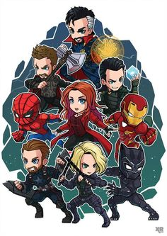 Chibi Avengers – Infinity War Manga-Miniaturen Chibi Avengers – Infinity War Manga-Miniaturen The post Chibi Avengers – Infinity War Manga-Miniaturen appeared first on Marvel Universe. Marvel Avengers, Marvel Comics, Marvel Fanart, Films Marvel, Chibi Marvel, Avengers Cartoon, Marvel Cartoons, Marvel Characters, Marvel Heroes