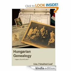 This Hungarian Genealogy guide features an overview of the history and geography of modern day Hungary and its former lands, the types and whereabouts of available records, and the languages in which they are written. The guide provides links to many types of online resources (genealogy guides, translation tools, maps, forums and more), provides a list of publications, and offers a research strategy to follow for success in tracing your Hungarian roots.