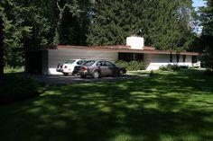 Washburn Residence - Alden Dow, Architect midland michigan