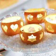 Vous pouvez aussi créer des bougies qui en plus d'êtres jolies, vous parfumeront la pièce de façon entièrement naturelle.