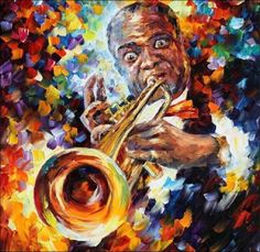 Leonid Afremov is an incredible & colorful painters that most people have never heard of.