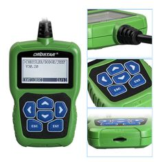 OBDSTAR company has newly released a OBD key programmer for Chrysler, Jeep and Dodge-OBDSTAR F104. F104 key programmer supports pin code reading and odometer correction function via OBD as well.