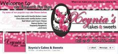 Xeynias Cakes banner