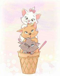 Marie, Toulouse, and Berlioz!