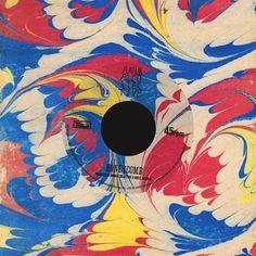 "Animal Collective - Honeycomb (7"" Single, B-Side titled ""Gotham"")"