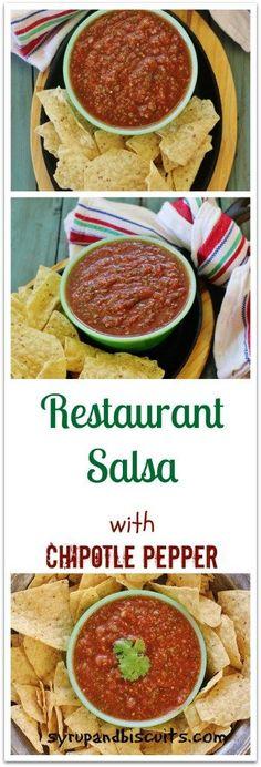 Restaurant Salsa wit