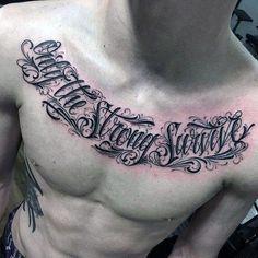 Tattoo Só Deus Pode Me Julgar Agende Sua Tatuagem Lucas Lima Tattoo