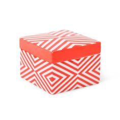 gift, red, stripe box, boxes, carnabi stash