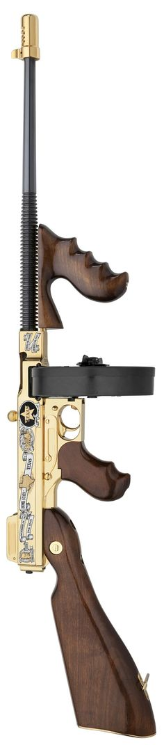 THOMPSON Sub-Machine Gun Gun Vault, Ar Rifle, Machine Guns, Submachine Gun, Tactical Survival, Cool Guns, Guns And Ammo, Rifles, Mafia