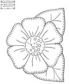 free applique patterns to print - Bing Images