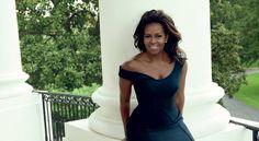 Actualidad Noticias Michelle Obama es portada de la edición de diciembre de 'Vogue'
