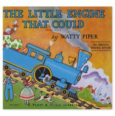The Little Engine That Could - Penguin Classic Kids Books