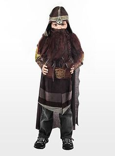 Lord of the Rings Gimli Kids Costume