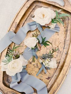 Featured Photographer: Michele Beckwith Photography; Wedding boutonniere idea.