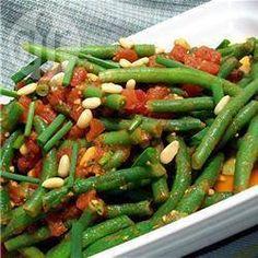 Lemon Green Bean Side @ allrecipes.com.au