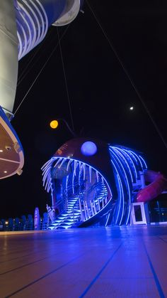 Harmony of the Seas | The biggest and newest ship in the Royal Caribbean fleet is a milestone in cruise ship innovation offering amenities and activities without peer. Get your courage up and let the Ultimate Abyss descend you from 10 stories up.
