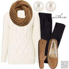 21. #blanc et Camel - 33 #tenues magnifiques qui #inspireront votre…