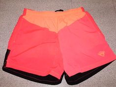 Vintage 1980's Neon Ocean Pacific Swim Trunks Bathing Suit Surfing North Shore | eBay