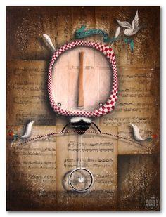 circo mágico  http://pantonedesign.blogspot.com/