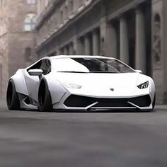 #Lamborghini Huracan #by Liberty #Walk.. More
