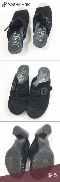 Dansko Black Clogs Dansko Black Clogs in size 38 (or 8). These are in excellent condition and barely worn (see photos). Dansko Shoes