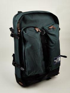 The North Face Men's Green Heritage Crevasse Backpack   oki-ni