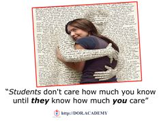 EdL (Care and Emotions) Educational Leadership, Educational Technology, Inspirational Articles, What I Want, Care About You, My Teacher, Training Programs, Don't Care, Unity