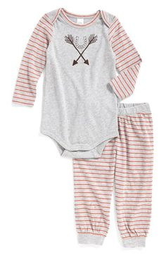 Nordstrom Baby Cotton Bodysuit & Pants (Baby Boys) available at #Nordstrom