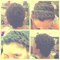 Basket Braid Por Sonia Acevedo
