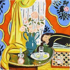Henri Matisse, Harmonie Jaune, 1929