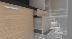 3d kitchen cabinets. 3ds max + Mental Ray + Photoshop. Model is ready render and easy to use. http://goo.gl/4X82Hf