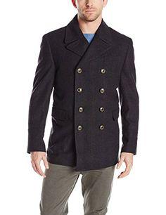 Hart Schaffner Marx Men's Pearson Contemporary Pea Coat, Navy Plaid, Medium Hart Schaffner Marx http://www.amazon.com/dp/B00M5B3EXW/ref=cm_sw_r_pi_dp_9Axkvb1A2B6AJ