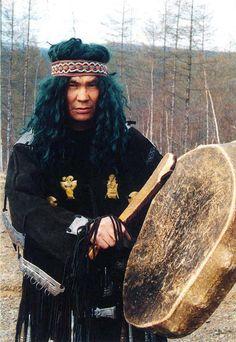 Evenks -folk in Siberia .Россия .36000 people