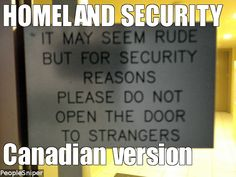 meanwhile....in canada
