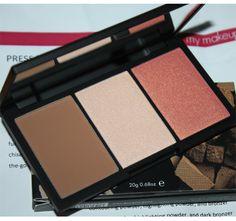 Sleek MakeUp Face Form - countouring kit i Light & Medium (light på bilden)