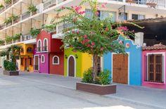 Les photos des 30 plus belles villes colorées du monde