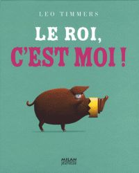 * Le roi, c'est moi! * Leo, Album Jeunesse, Teaching, Books, Albums, Amazon Fr, Mars, Illustrations, French