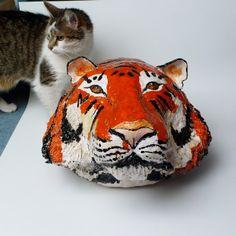 Historia ceramicznego Tygrysa