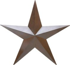 "Large Metal Star Western Metal Wall Art - 34"" by Lazart. $45.86. Large Metal Star Western Metal Wall Art - 34"" Perfect for your western decor, this large metal wall art star measures 34.5""H and 34.5""W! It makes a statement about your western flare no matter where it's hung. Laser cut from steel, this metal wall art star is given a special heat transfer finish for years of western inspiration and style. Ships in 5 days."