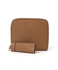 エマ スモールジップアラウンド ウォレット(財布)|FURLA(フルラ)のファッション通販 - ZOZOTOWN
