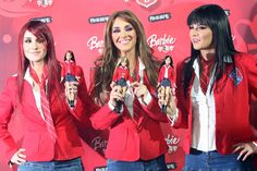 RBD na apresentação das bonecas Barbie Rebelde no México (29.05.07) - HQ…