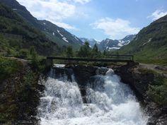 Myrdal, Rallarvegen, Norway Borealis Lights, Norwegian People, Beautiful Norway, Norway Travel, Bridges, Travel Ideas, Countryside, Countries, Natural Beauty