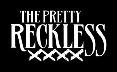 The Pretty Reckless Tumblr Logo by Clemmie Nikolaus