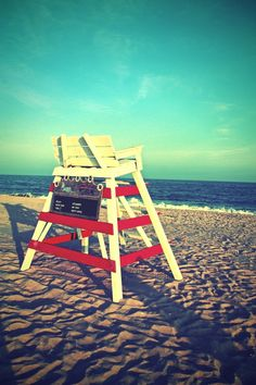 Cape May Lifeguard Stand  8x12 Fine Art by TheJonathanGalleries, $30.00