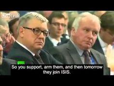 Verboden in de VS: Poetin legt uit wie ISIS in het zadel houdt   Achter de Samenleving#.Vgysdprouos#.Vgysdprouos
